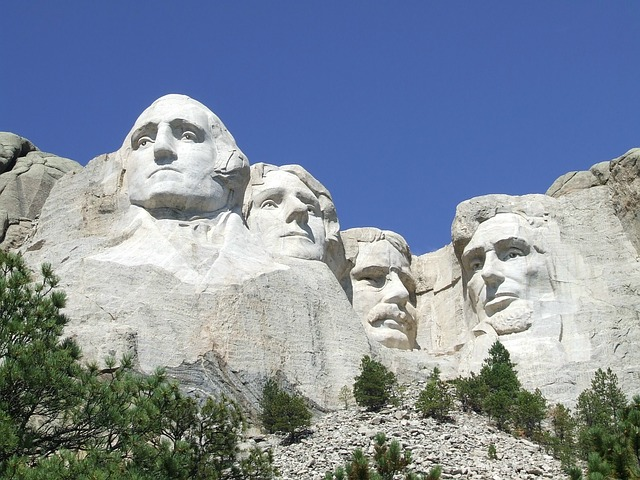 Mt. Rushmore picture